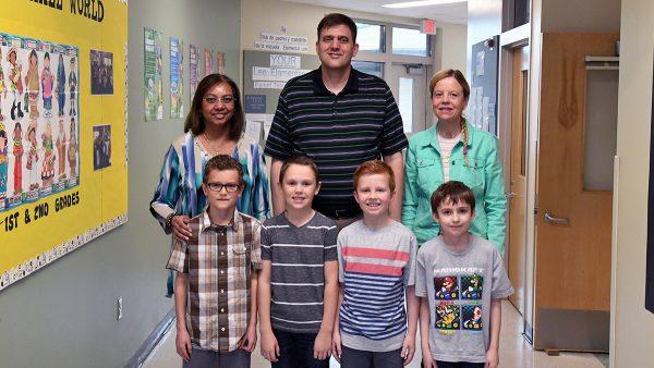 Lee Elementary 2nd Graders